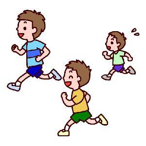 速い子、遅い子は足の形でわかる。