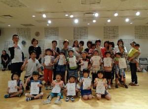 佐賀初走り方教室盛況でした。